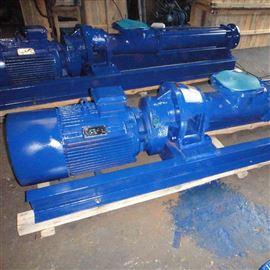 FG型压滤机专用螺杆泵-污泥螺杆泵