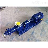 州泉 G50-1型单螺杆泵配调速电机